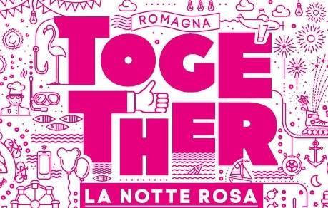 (Italiano) Venerdì 6 Luglio: Notte Rosa 2018